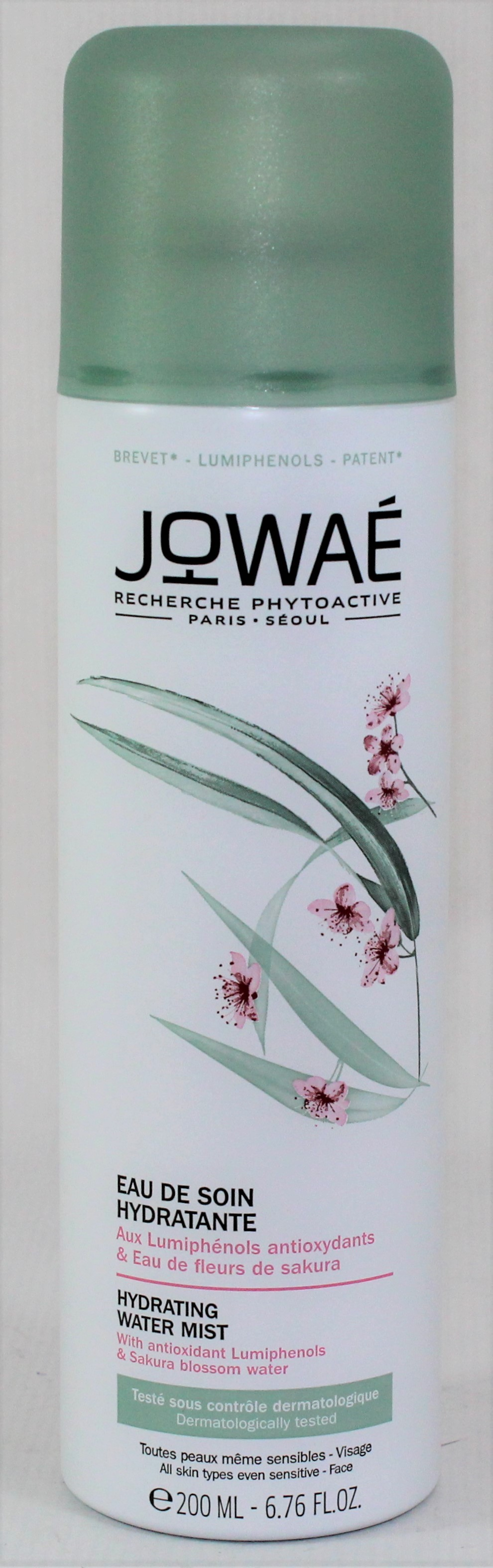 JOWAE AGUA DE TTO HIDRATANTE SPRAY 200ML