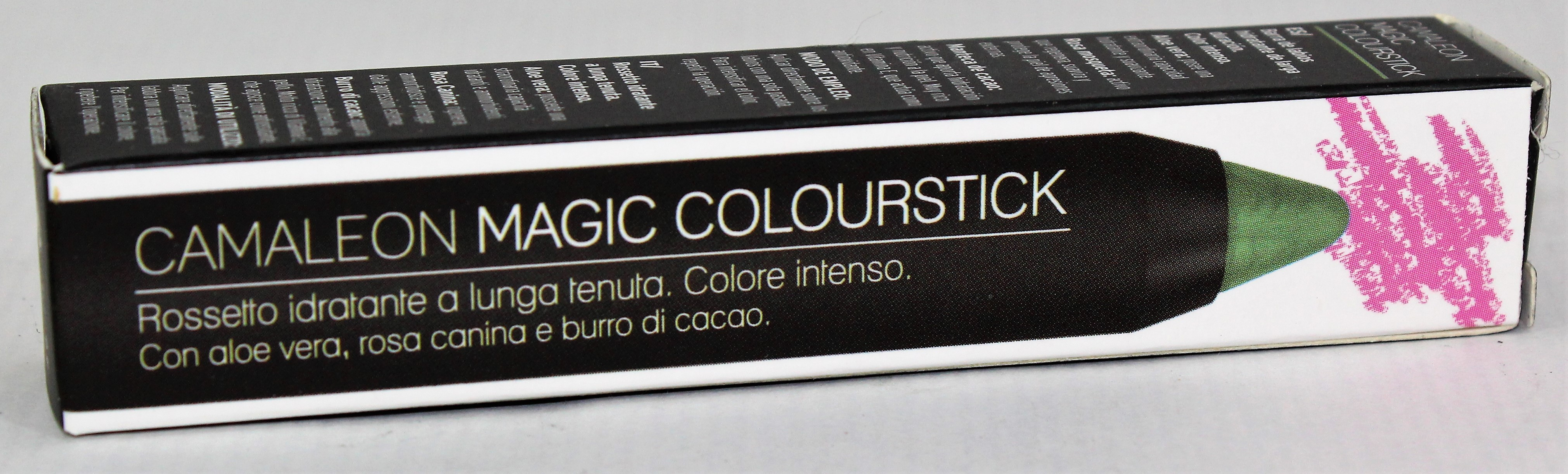 CAMALEON MAGIC PERMANENTE LABIAL VERDE 4 G