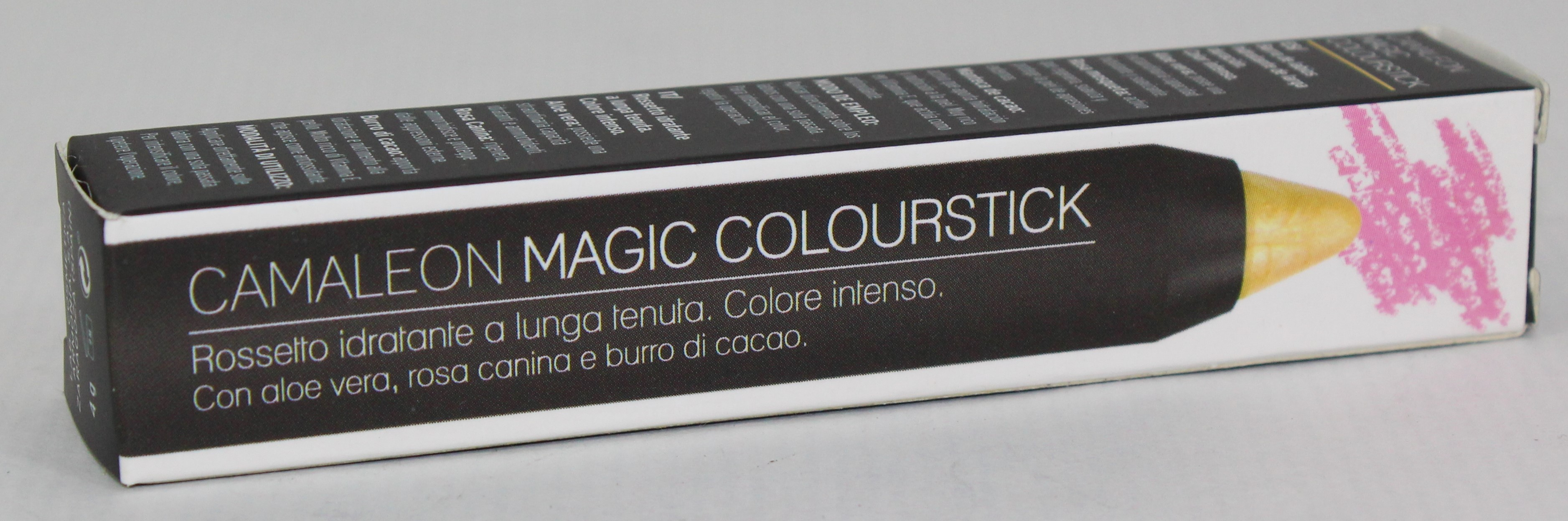 CAMALEON MAGIC PERMANENTE LABIAL AMARILLO 4 G