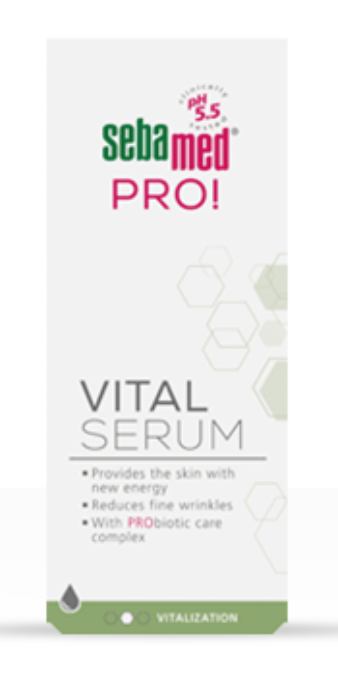 SEBAMED PRO SERUM VITAL 30 ML