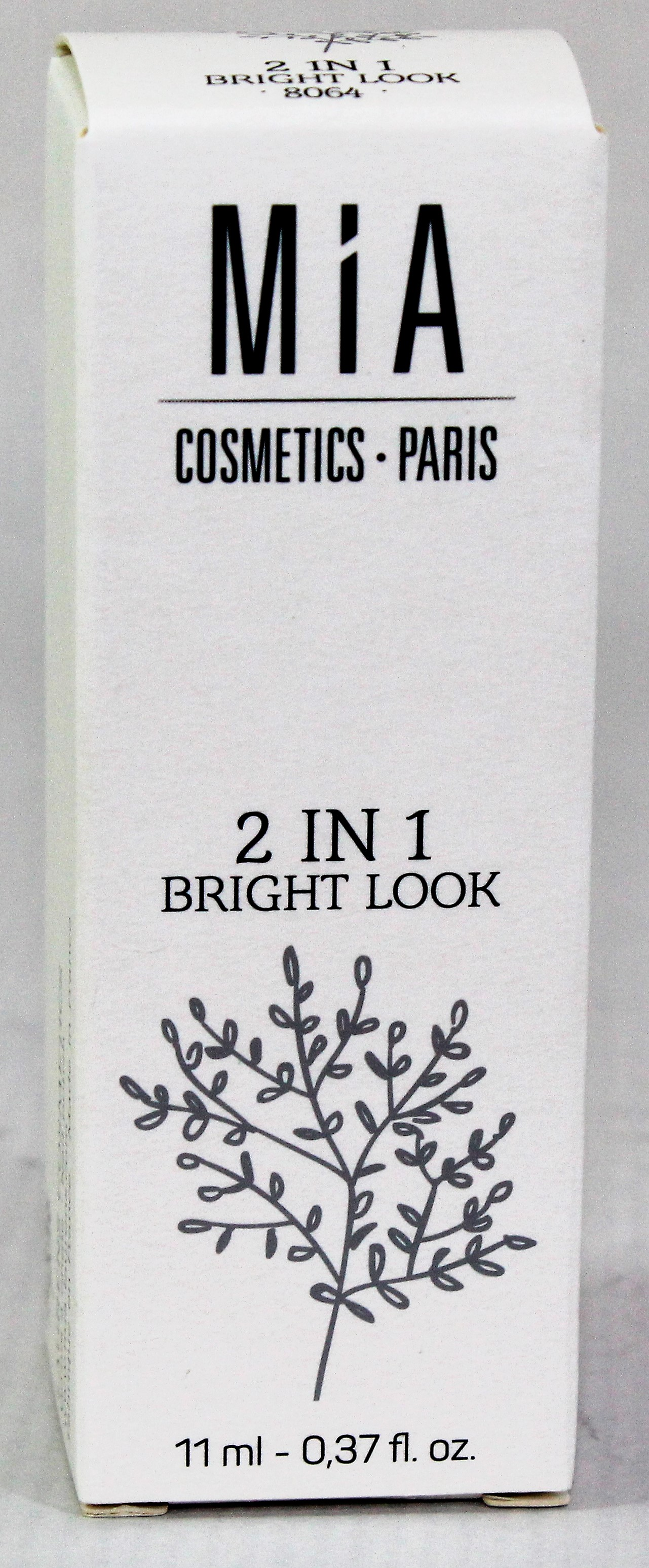 MIA PINTAUÑAS BRIGHT LOOK 2 EN 1 11ML