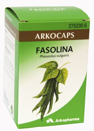 ARKOCAPSULAS FASOLINA 100 CAPS
