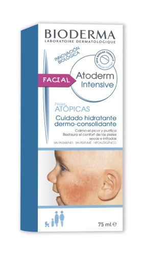 ATODERM INTENSIVE FACIAL BIODERMA 75 ML