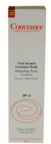 AVENE MAQUILLAJE COUVRANCE FLUIDO NATURAL 30 ML