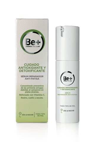 BE+ ANTIOX DETOX SERUM ANTIFATIGA 15ML