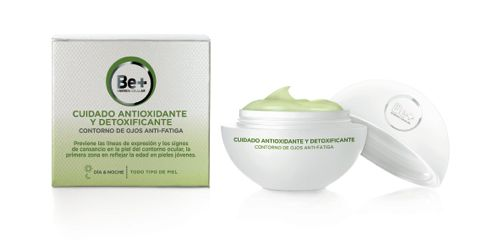 BE+ ANTIOX Y DETOX CONTORNO OJOS ANTIFATIGA 15ML