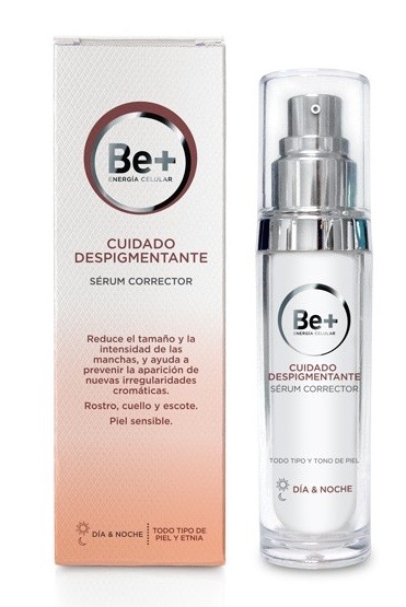 BE+ DESPIGMENTANTE SERUM CORRECTOR 30ML