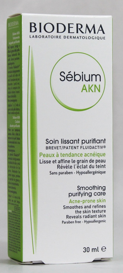 BIODERMA SEBIUM AKN CR 30 ML