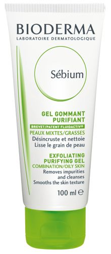 BIODERMA SEBIUM GEL EXFOLIANTE 100 ML