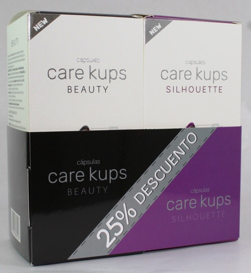 CARE KUPS PACK FOREVER YOUNG (SILUETA+BEAUTY)