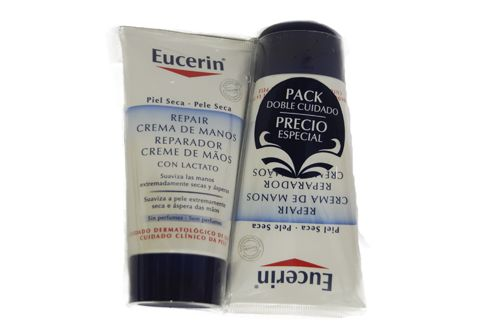 EUCERIN DUPLO CREMA MANOS REPAIR 75ML