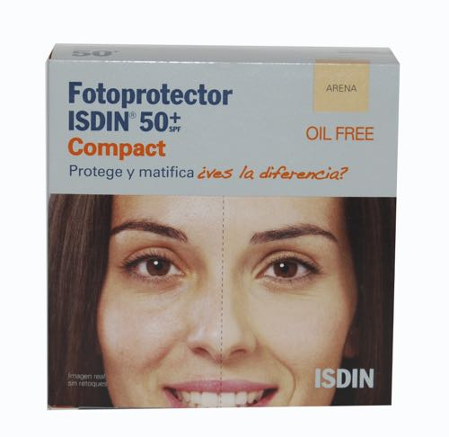 FOTOPROTECTOR ISDIN COMPACT SPF-50+ MAQ ARENA