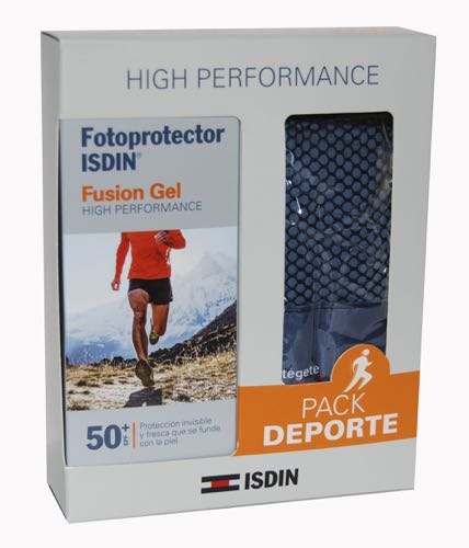 FOTOPROTECTOR ISDIN SPF-50+ FUSION GELBODY 100ML