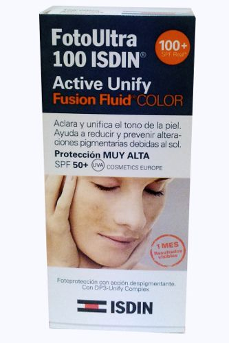 FOTOULTRA 100 ISDIN ACTIVE UNIFY COLOR 50 ML