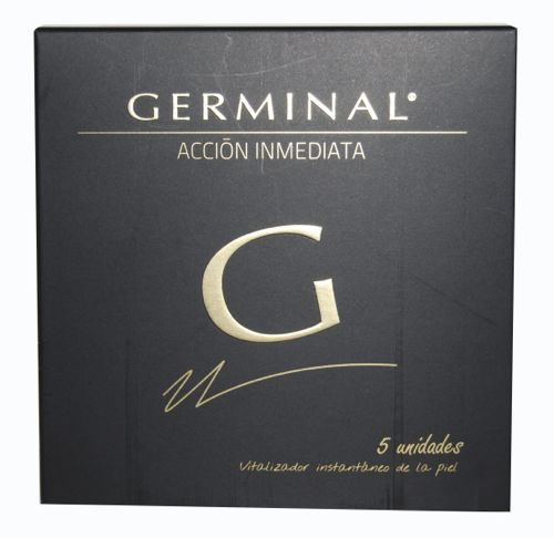 GERMINAL ACCION INMEDIATA 5 AMPOLLAS