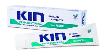 KIN PASTA DENTIFRICA 150 ML