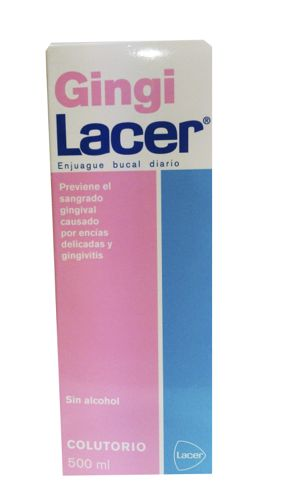 LACER GINGI COLUTORIO 500 ML