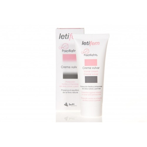 LETIFEM PEDIATRICO CREMA VULVAR 30 ML
