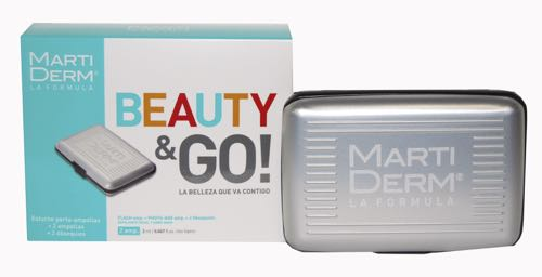 MARTIDERM BEAUTY  GO (PHOTOAGE Y FLASH)