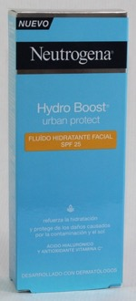 NEUTROGENA HYDRO BOOST URBAN PR SPF25 FLUID 50ML