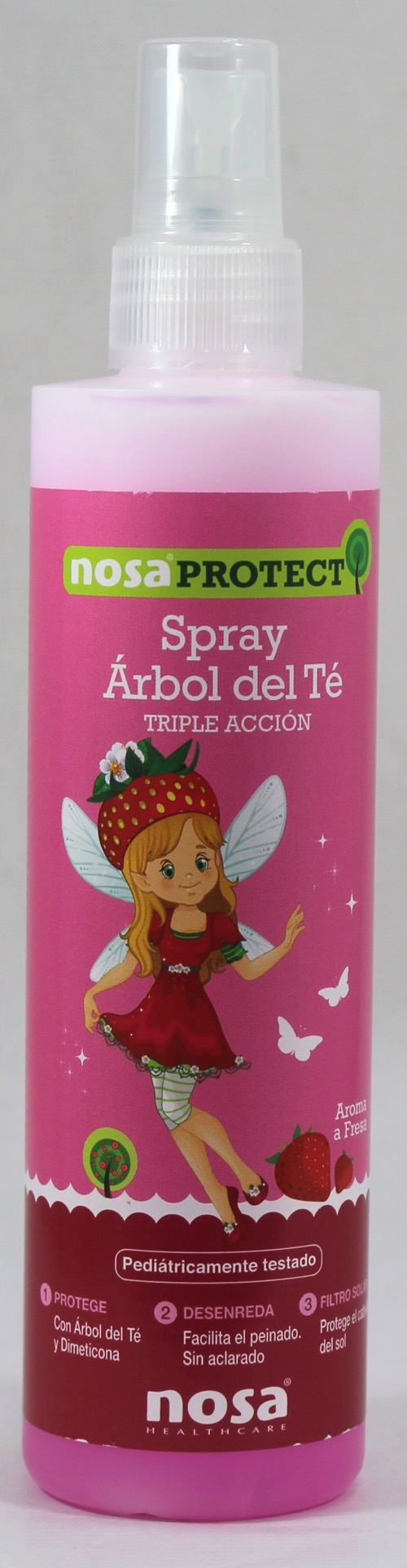 NOSAPROTECT SPRAY ARBOL DEL TE ROSA 250 ML