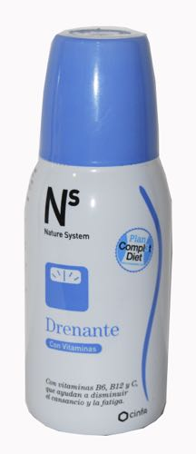 NS DRENANTE VITAMINADO 250 ML