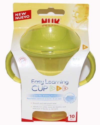 NUK TAZA MINI CUP 2 EN 1 EASY LEARN
