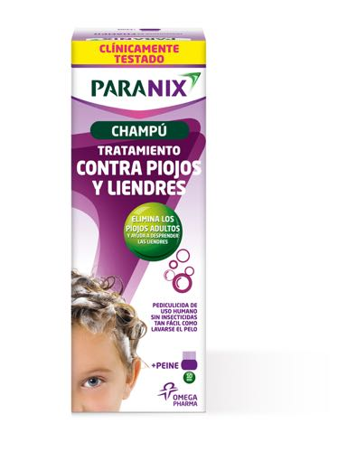 PARANIX CHAMPU 200 ML
