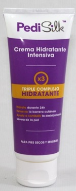PEDISILK HIDRATANTE INTENSIVO 100 ML