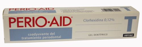 PERIO-AID GEL DENTAL 75 ML