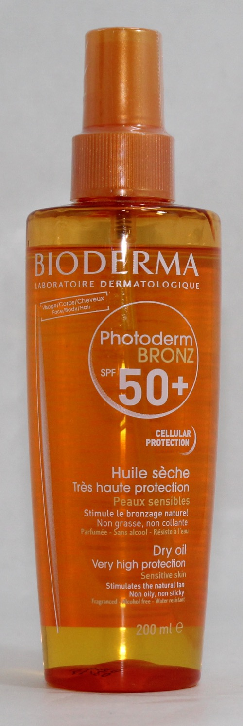PHOTODERM BRONZ BRUMA INVISIBLE SPF 50 + 200ML