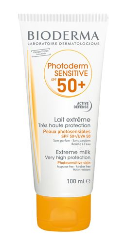 PHOTODERM SENSITIVE SPF 50+ UVA 50  100 G