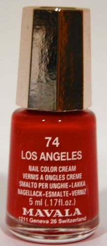PINTAUÑAS MAVALA LOS ANGELES 5ML