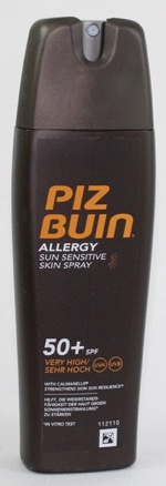 PIZ BUIN ALLERGY FPS 50+ MUY ALTA PROTEC SPRAY