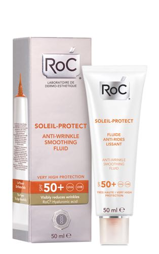 ROC SOLPROTECT FLUIDO ANTIARRUGAS SPF 50+ 50ML