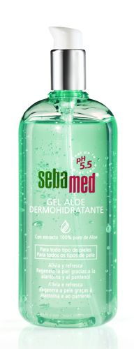 SEBAMED GEL ALOE HIDRAT 500 ML