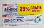 SENSODYNE DUPLO ACCION COMPL PASTA DENTAL 2X75ML