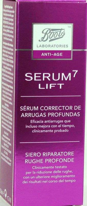 SERUM7 LIFT SERUM REPARADOR ADVANCED 30 ML
