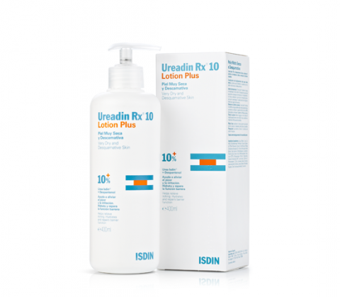 UREADIN ULTRA 10 LOTION PLUS 400 ML (ANTES RX)