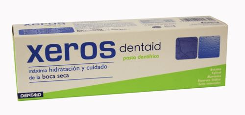XEROSDENTAID DENTIFRICO 75 ML