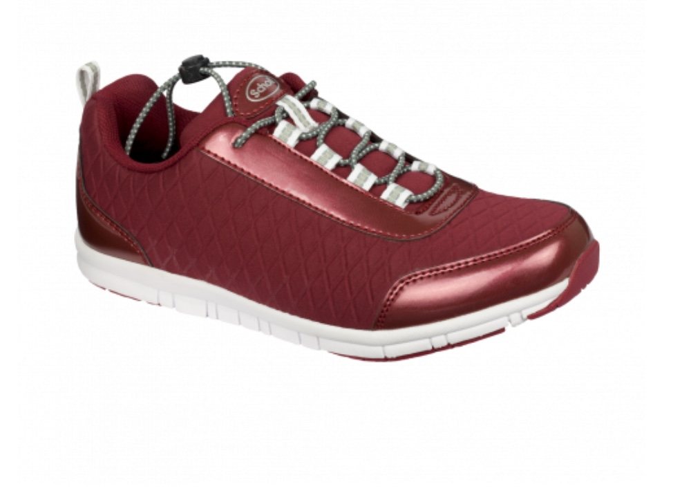 ZAPATO SCHOLL WIND STEP TWO WINE